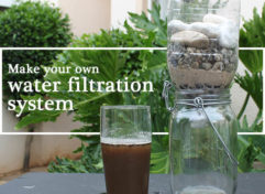 Life is a Garden Water filtration