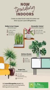 Life is a Garden - trending indoors