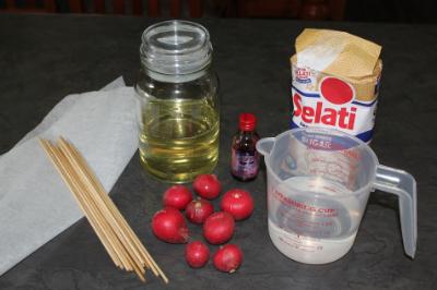 Candied Radish Recipe